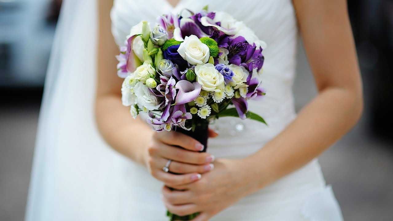 What Are The Best Wedding Flowers Wedding Flowers Youtube