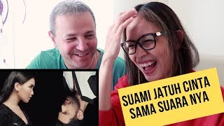 AYU TING TING x KEREMCEM APALAH CINTA REACTION TURKISH HUSBAND