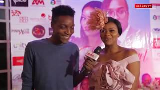 Kehinde Bankole Speaks on Issues Facing Marriages at the 39No Budget39 Premiere