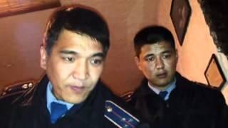 задержание Каната после митинга 28 04 2012