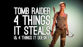 Tomb Raider Movie: 4 Things it Stole from the Games (And 4 Things it Didn't) - SPOILERS