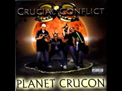 Crucial Conflict - Planet Crucon