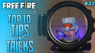 Top 10 New Tricks In Free Fire | New Bug/Glitches In Garena Free Fire #28