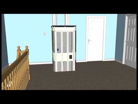 Home Elevators & Residential Elevators | Easy Climber