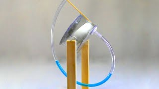 How to make a Simple Stirling Engine