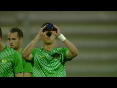 China vs Australia (AFC U-19 Championship: Group stage)