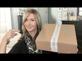 Stitch Fix Unboxing   Feb 2017   Why's This Box So Small?