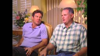 "The Rookie: Dennis Quaid ""Jimmy Morris"" & Jimmy Morris Exclusive Interview"