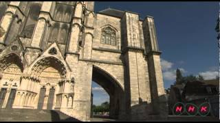 Video Bourges Cathedral (UNESCO/NHK) download MP3, 3GP, MP4, WEBM, AVI, FLV Agustus 2018