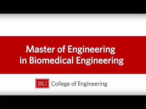 BU ENG Master of Engineering in Biomedical Engineering