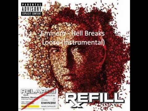 Eminem - Hell Breaks Loose (instrumental) music