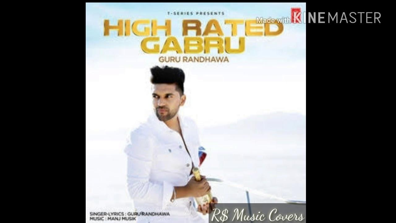 high rated gabru ringtone instrumental download