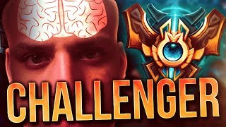 TYLER1 - GETTING CHALLENGER