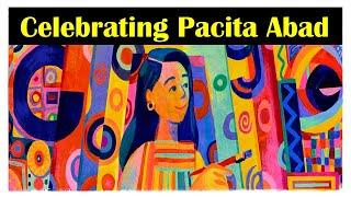 Pacita Abad : Google Doodle Honors Filipino/american Visual Artist