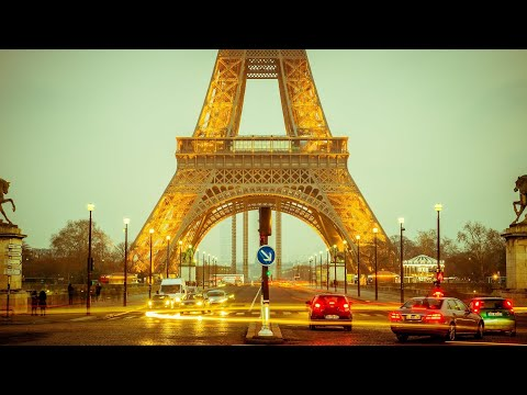 Eiffel Tower - Most beautiful Pictures HD 1080p  - Paris France