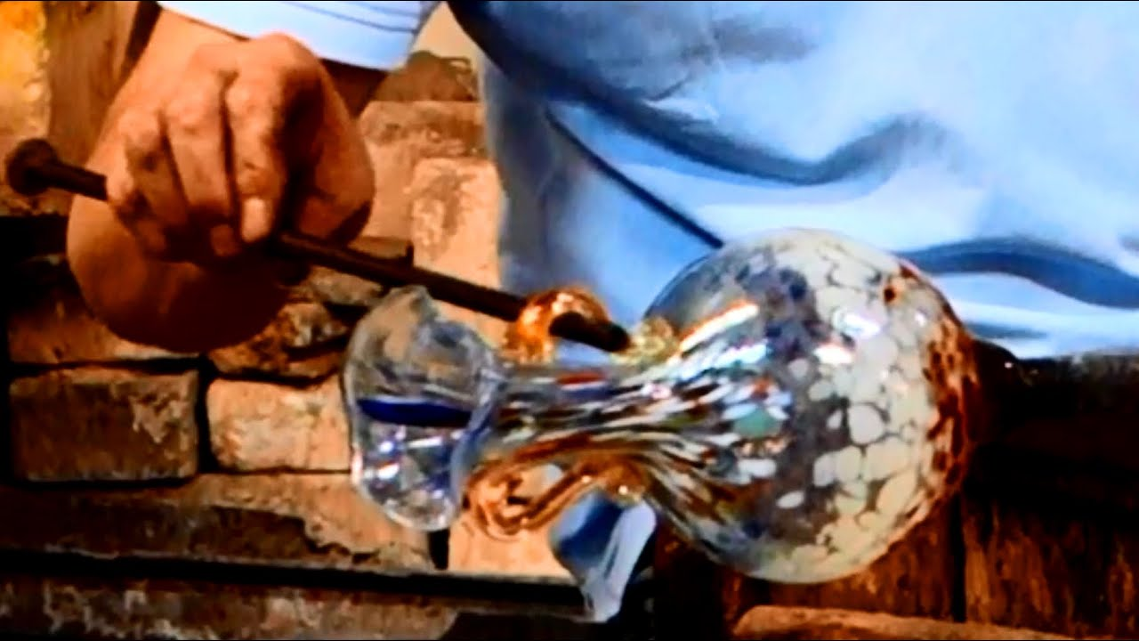 Murano Gl Blowing of a Flower Vase with 2 handles - YouTube on art glass flower vase, blue glass vase, waterford flower vase, yellow flower vase, murano ashtray, lalique flower vase, artificial sunflowers in vase, bamboo flower vase, murano bowl, poetry flower vase, heisey flower vase, snoopy flower vase, tiffany glass flower vase, murano plates, carnival glass flower vase, swarovski flower vase, murano dish, murano figurine, green flower vase, murano art,