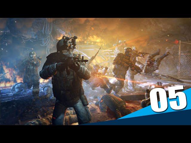Serie de Metro 2033: Marcado e Cidade Morta - Parte 5