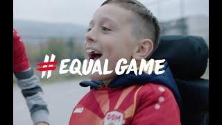 #EqualGame: Jane's inspiring passion to play football