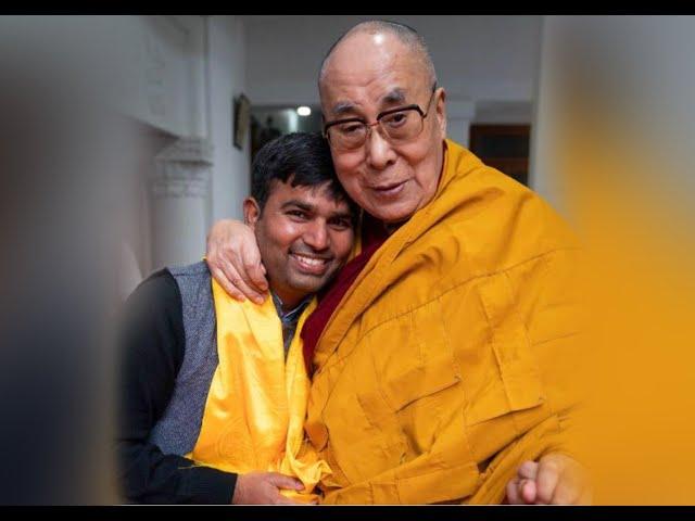 In conversation with Kailash Chandra Bauddha, Official Hindi translator for His Holiness Dalai Lama
