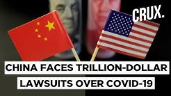 U.S. Legislation Introduced To Allow Americans To Sue China Over COVID-19 Spread
