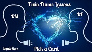 Pick a Card - Your Twin Flame Connection - Current Lessons