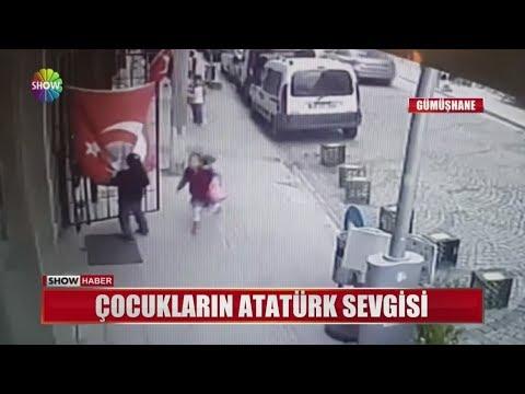 Çocukların Atatürk Sevgisi