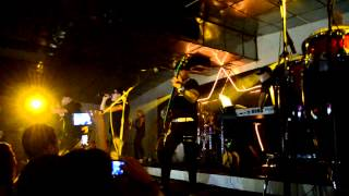Kumbia Kings AllStarz Intro Seguin, Texas 3/16/2013