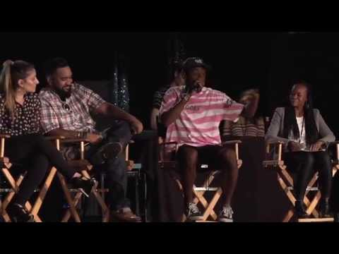 TYLER THE CREATOR EXPLAINS THE TAMALE VIDEO AT THE LA FILM FESTIVAL
