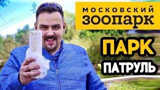 Парк патруль | Московский Зоопарк | Новое шоу  #паркпатруль