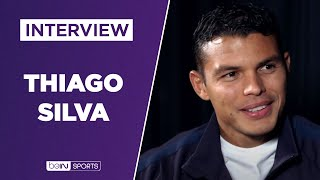 "VIDEO: Thiago Silva :  ""Je peux encore beaucoup aider le Paris Saint-Germain"""