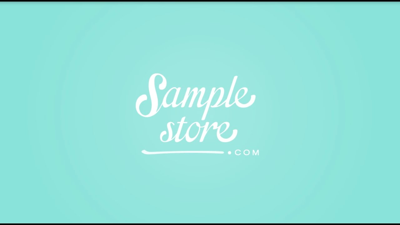 Get To Know More About Sample Store - YouTube