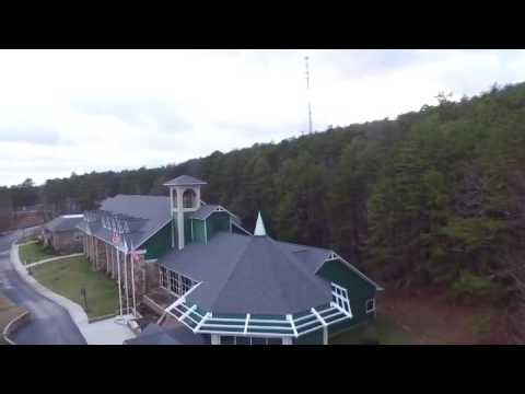 Tallulah Falls School By Drone: I WAS CHASED OFF