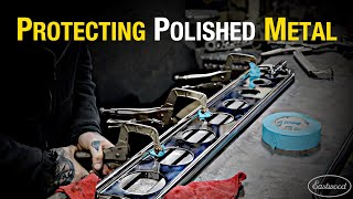 Tech Tip - Clamp Down Polished Metal Without Scratching the Surface! Eastwood