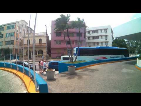 Habana Cuba GoPro  Hotel Habana Libre Parking Hurricane Irma First Day