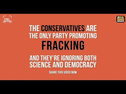 Drilling Down with Dodgy Data: Govt's Fracking Science Scam