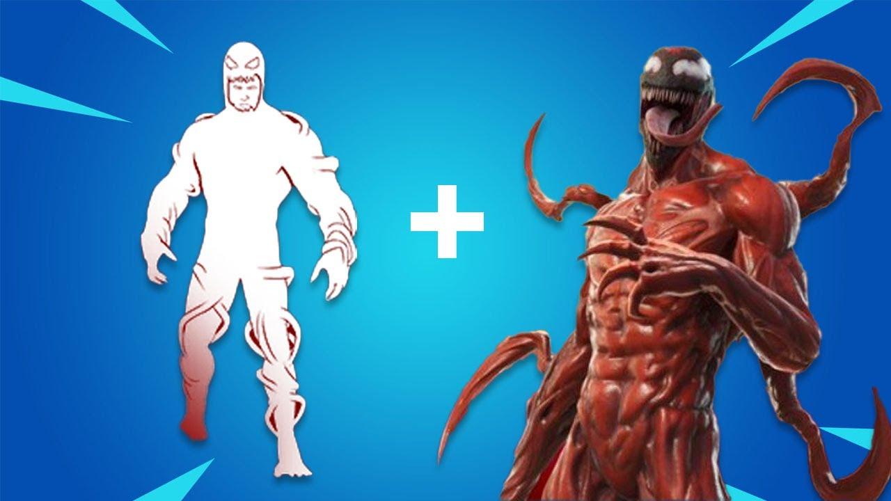 """Download What Happens If Carnage Uses Eddie Brock """"Venom Unleashed"""" Emote? Fortnite Battle Royale"""