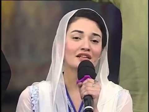 Ye Watan Tumhara Hai, Tum Ho Pasban Is K         Very beautifully sung by Muniba Mazari