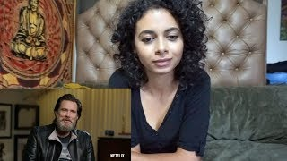 Jim and Andy: The Great Beyond | Netflix | REACTION