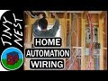 DIY Smart Tiny House Control Wiring (Ep.46)