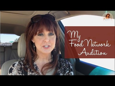 My Food Network Audition - In My World
