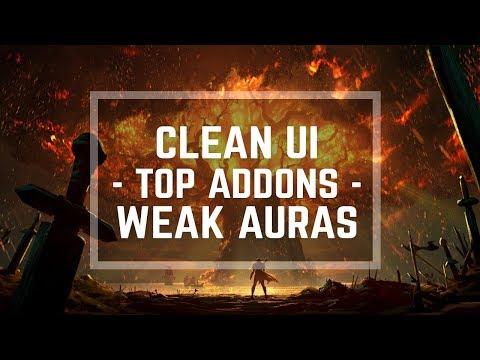 WoW - Ultimate UI Guide, Top Add-ons & Weak Auras (Updated)