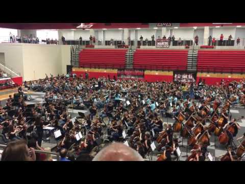 Marcus High School Orchestra Cluster Concert - Shake It Off