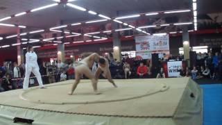 Кубок Украины по сумо-Харьков 2016