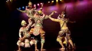 Thai Mask Dance