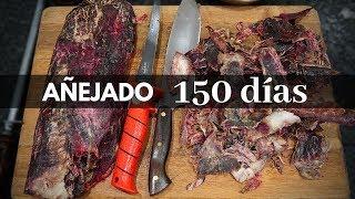 Carne Madurada en casa 150 días | La Capital