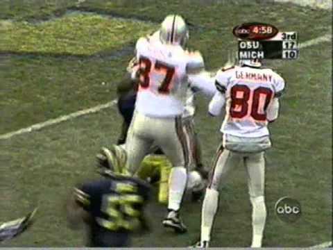 1999: Michigan 24 Ohio State 17 (PART 2)
