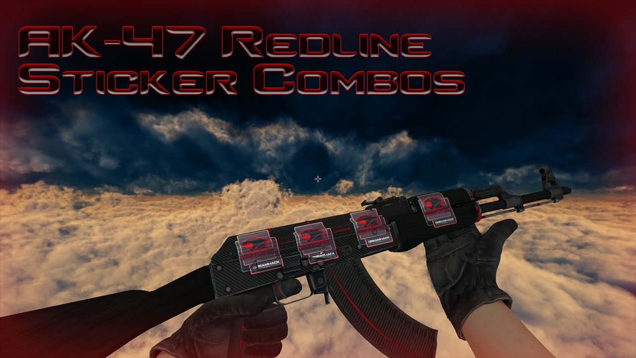 Ak Redline Sticker Combinations Wiring Diagrams Design With Microcontrollers Makeyourself Atmega32 Starter39s Kit Csgo Combos 47 Ibuypower Lgb Youtube Rh Com Elite Build Ft