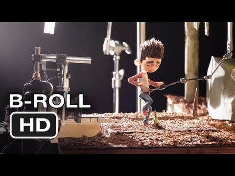 Paranorman B-Roll #3 (2012) Animated Movie HD