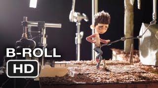 Paranorman B-Roll #3 (2012) Animated Movie HD