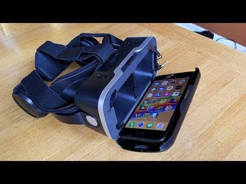 012661ea4f4b Best VR Headset For Iphone 8 Plus - Fliptroniks.com - YouTube